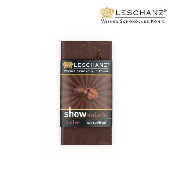 show-kolade Kaffee Bitter