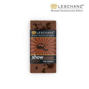 show-kolade Kaffee Milch