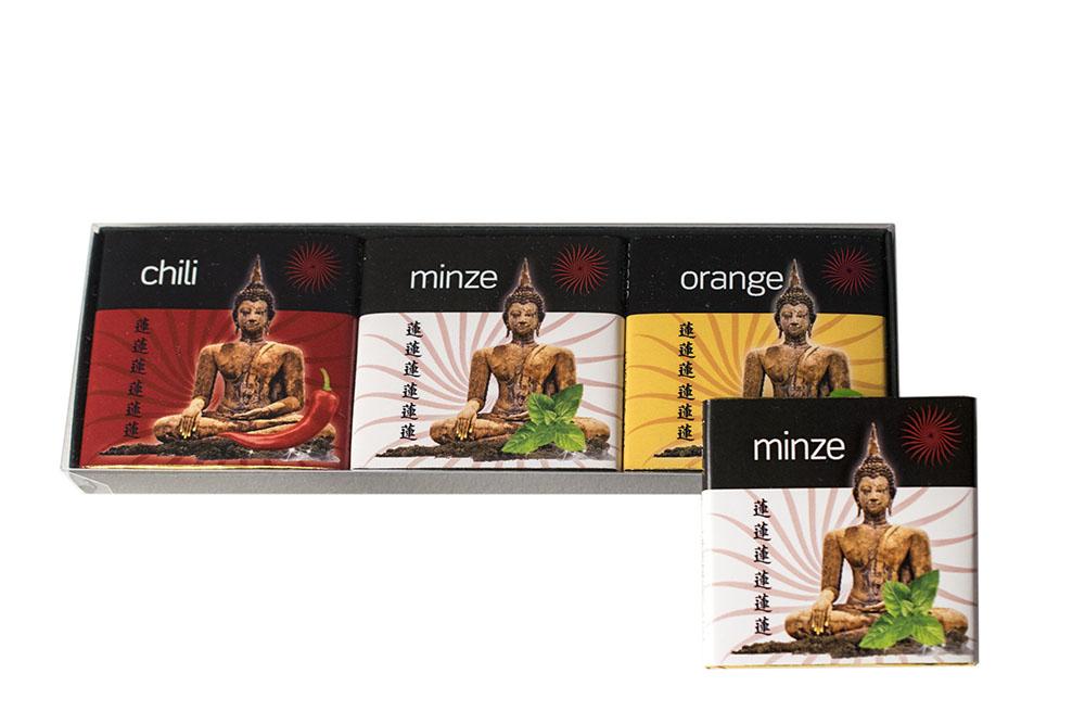 16g Werbeschokoladen 3er-Karton