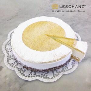 Topfen-Obers-Torte
