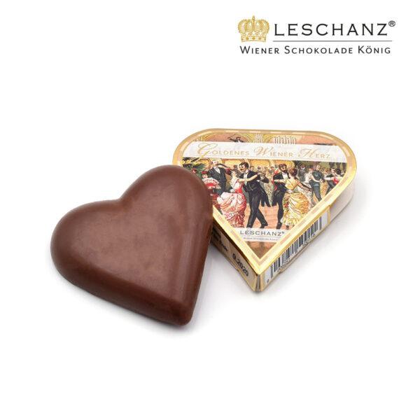 Goldenes Wiener Herz - Tanzendes Paar